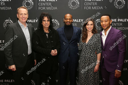 Editorial picture of PaleyLive NY Presents - Behind the Scenes - Jesus Christ Superstar Live in Concert, New York, USA - 26 Feb 2018