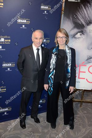 Ministre de la culture, Francoise Nyssen, Alain Terzian