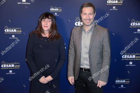 Sylvie Pialat, Benoit Quainon