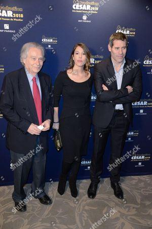 Etienne Mallet, Nathalie Marchak, Jalil Lespert