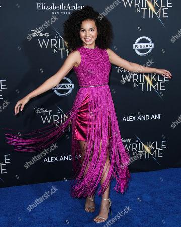 Stock Photo of Sofia Wylie