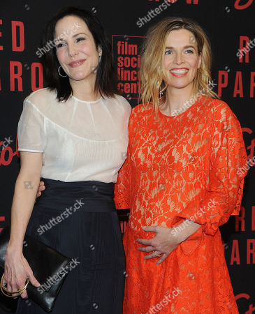 Mary-Louise Parker and Thekla Reuten