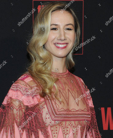 Editorial image of 'Red Sparrow' film premiere, Arrivals, New York, USA - 26 Feb 2018