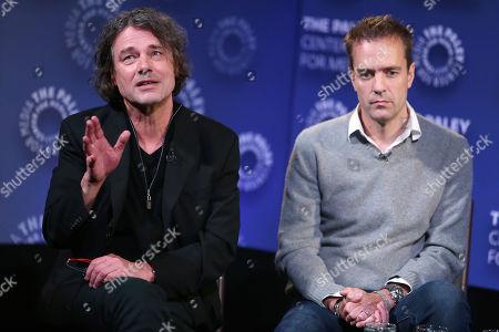David Leveaux and Alex Rudzinski
