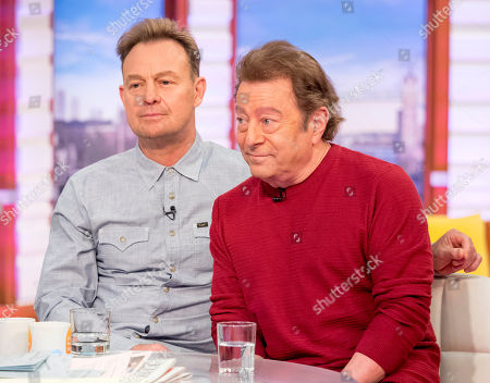 Jason Donovan and Jeff Wayne