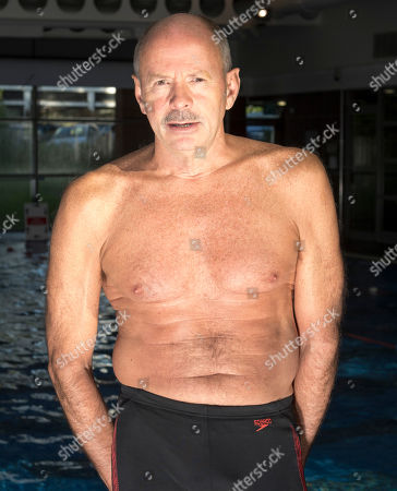 David Wilkie 62 Former Olympic Champion Interviewed By Jane Fryer. Š19.01.17 Former Olympic Champion David Wilkie 62 Interviewed By Jane Fryer. He Won A Gold Medal In The 200m Breastroke At The Montreal Games 1976 And The Silver Medal In The In The 200m Breaststroke At The Munich Games 1972. He Was Accused Of Swimming Too Fast And Banging Into Someone At The Royal Berkshire Virgin Active Club In Bracknell By An Over-zealous Lifeguard. He Is Photographed At The Macdonald Berystede Hotel & Spa Sunninghill Ascot The Health Club He Recently Joined.