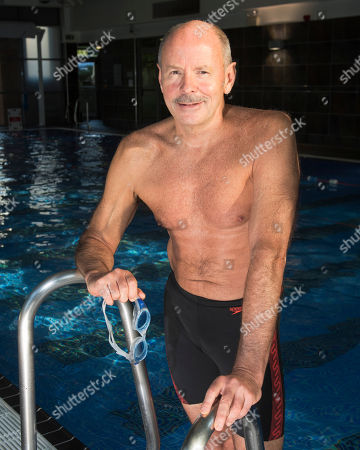 David Wilkie 62 Former Olympic Champion Interviewed By Jane Fryer. Former Olympic Champion David Wilkie 62 Interviewed By Jane Fryer. He Won A Gold Medal In The 200m Breastroke At The Montreal Games 1976 And The Silver Medal In The In The 200m Breaststroke At The Munich Games 1972. He Was Accused Of Swimming Too Fast And Banging Into Someone At The Royal Berkshire Virgin Active Club In Bracknell By An Over-zealous Lifeguard. He Is Photographed At The Macdonald Berystede Hotel & Spa Sunninghill Ascot The Health Club He Recently Joined.