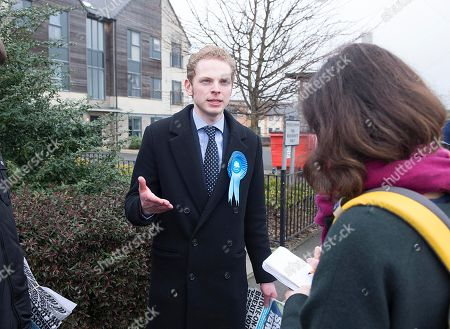 Jack Brereton Conservative Candidate . Stoke Where There Is To Be A By Election Next Week.