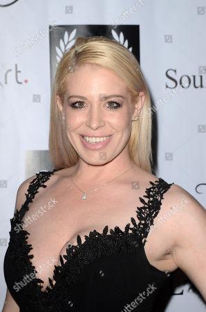 Stock Image of Whitney Bowers