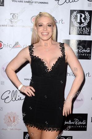 Stock Photo of Whitney Bowers