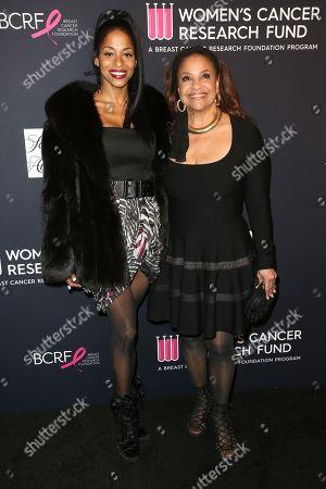 Vivian Nixon and Debbie Allen