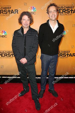 Director David Leveaux and TV Director Alex Rudzinski