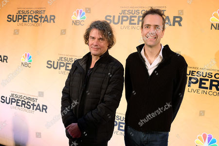 Editorial picture of Jesus Christ Superstar Live in Concert Press Junket, New York, USA - 27 Feb 2018