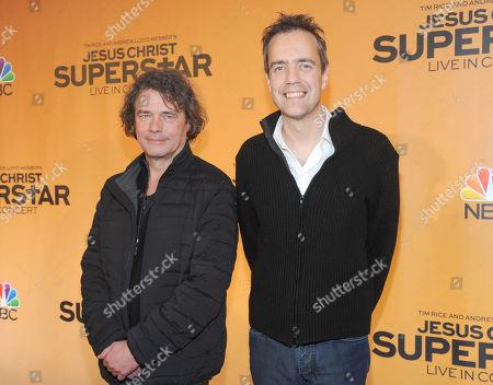 David Leveaux, and Alex Rudzinski