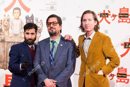 Editorial photo of 'Isle of Dogs' photocall, Madrid, Spain - 27 Feb 2018