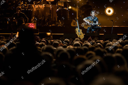 Editorial picture of Peter Maffay in concert, Duesseldorf, Germany - 26 Feb 2018