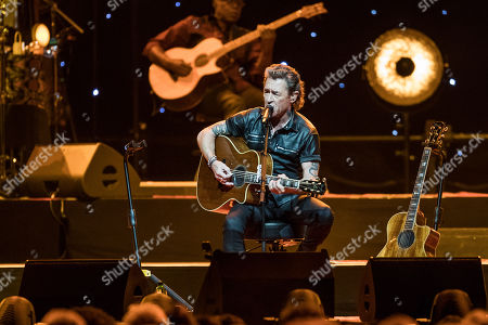 Editorial image of Peter Maffay in concert, Duesseldorf, Germany - 26 Feb 2018