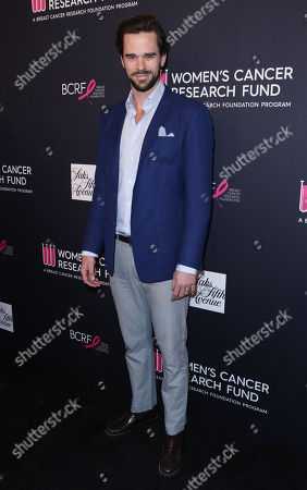 Editorial picture of The Women's Cancer Research Fund hosts an Unforgettable Evening, Arrivals, Los Angeles, USA - 27 Feb 2018