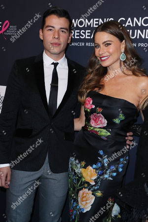 Manolo Gonzalez-Ripoll Vergara and Sofia Vergara