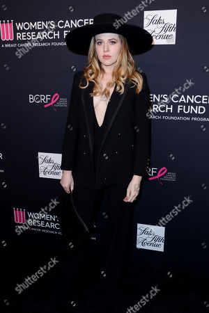 Editorial photo of The Women's Cancer Research Fund hosts an Unforgettable Evening, Arrivals, Los Angeles, USA - 27 Feb 2018