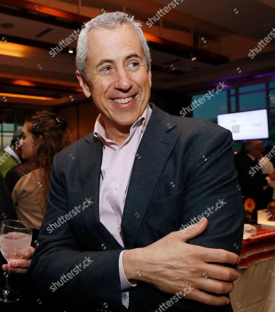 Stock Image of Union Square Hospitality Group and restaurateur Danny Meyer is shown, at the annuaal C-CAP (Careers through Culinary Arts Program) benefit in New York. Union Square Cafe, Gramercy Tavern, The Modern and Shake Shack are among the many restaurants in the group
