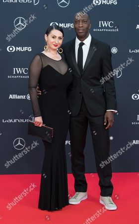 Editorial photo of Laureus World Sports Awards, Monte Carlo, Monaco - 27 Feb 2018