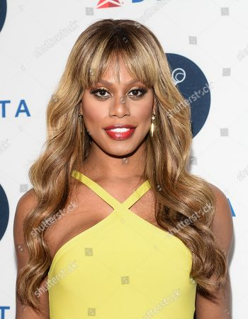 Stock Image of Lavern Cox