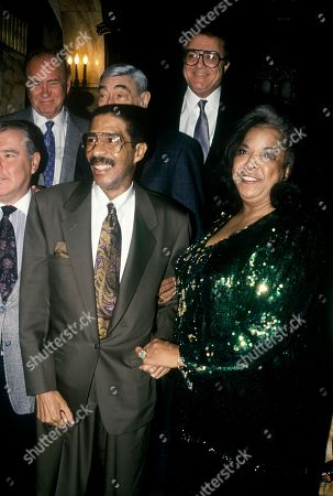 Richard Pryor, Pat Cooper and Della Reese