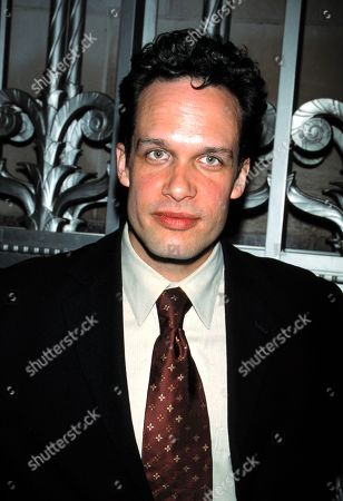 Stock Image of Dietrich Bader 5/15/2001 Abc Tv Network Upfront Party Eleven Madison Restaurant New York City