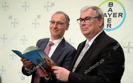Werner Baumann and Johannes Dietsch