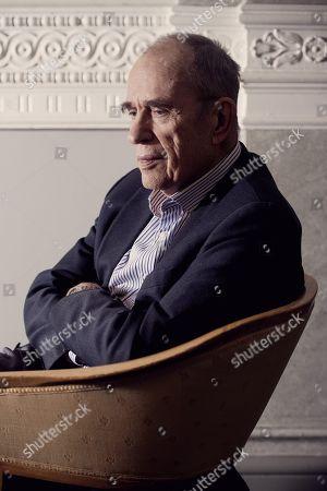 Stock Photo of Portrait of Jorn Donner