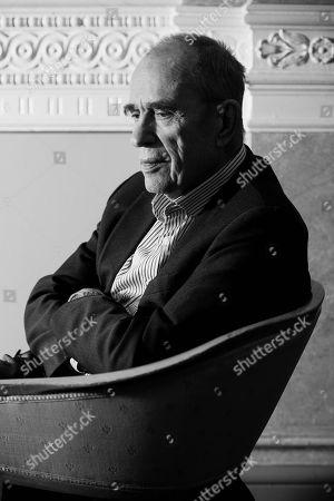 Editorial photo of Jörn Donner, Stockholm, Sweden - 12 Feb 2018