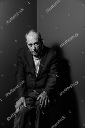 Stock Image of Portrait of Jorn Donner