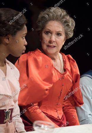 Gloria Obianyo as Petra, Penelope Wilton as Helena