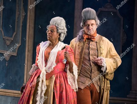 Editorial picture of 'The Marriage of Figaro' Opera performed by English Touring Opera at the Hackney Empire, London, UK, 28 Feb 2018