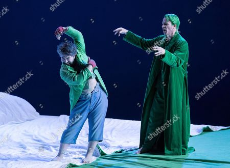Editorial picture of 'A Midsummer Night's Dream' Opera performed by English National Opera at the London Coliseum, UK - 28 Feb 2018