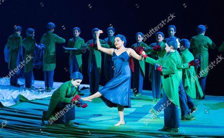 Soraya Mafi as Tytania,