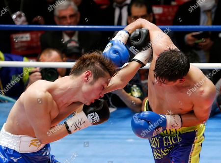Daniel Roman, Ryo Matsumoto. Champion Daniel Roman, right, of the U.S. and Japanese challenger Ryo Matsumoto exchange their punches in the eighth round of their WBA super bantamweight world boxing title match in Tokyo, . Roman defended his title by a unanimous decision