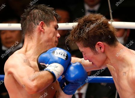 Daniel Roman, Ryo Matsumoto. Champion Daniel Roman, left, of the U.S. fights with Japanese challenger Ryo Matsumoto in the fourth round of their WBA super bantamweight world boxing title match in Tokyo, . Roman defended his title by a unanimous decision