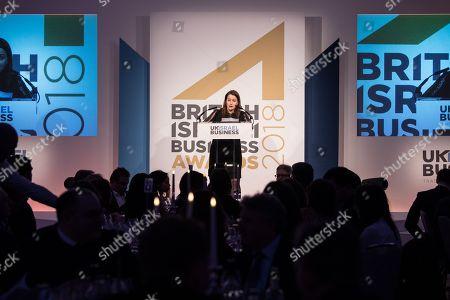 Editorial photo of British Israeli Business Awards, London, UK - 27 Feb 2018