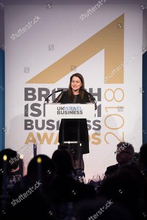 Joanne Winston, Managing Director of JP Morgan.