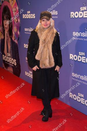Editorial photo of 'Sin Rodeos' film premiere, Madrid, Spain - 28 Feb 2018