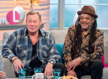 UB40 - Ali Campbell and Terence Wilson