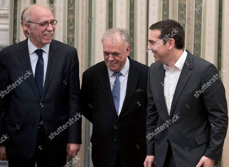 Editorial photo of Cabinet Reshuffle, Athens, Greece - 01 Mar 2018