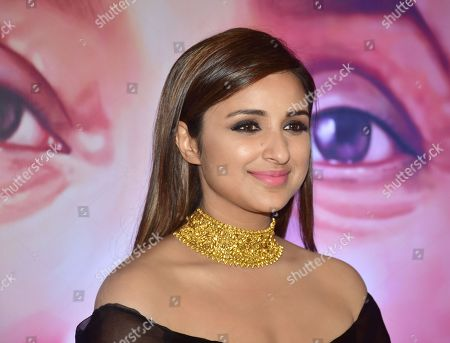 Indian actress Parineeti Chopra