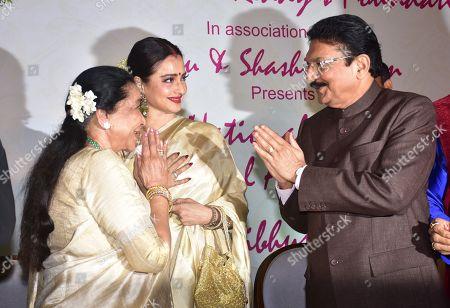 Editorial image of 5th Yash Chopra Memorial Award, Mumbai, India - 16 Feb 2018
