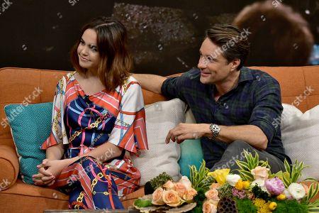 Editorial picture of 'Despierta America' TV show, Miami, USA - 01 Mar 2018