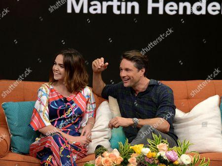 Editorial photo of 'Despierta America' TV show, Miami, USA - 01 Mar 2018