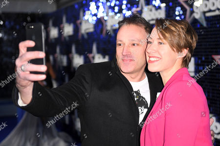 Toby Anstis and Lizzy Yarnold