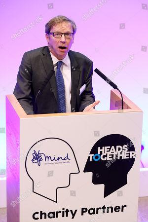 CEO of Minds, Paul Farmer